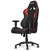 AK Racing Octane Gaming Chair - Black / Red