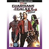 Guardians of The Galaxy Vol. 1&2 DVD