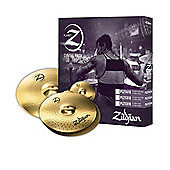 "Zildjian Planet Z PLZ1418 Cymbal Pack 14"" Hi-Hats, 18"" Crash Ride"