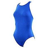 Maru Womens Pacer Bogie Back Swimsuit - Royal - Blue