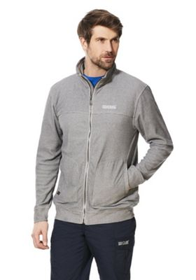 Regatta Ultar III Zip-Through Fleece Grey 2XL