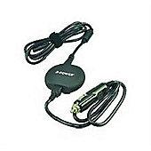 2-Power CUC5092A Auto 90W Black power adapter/inverter