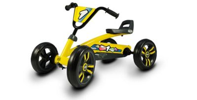 Pedal Go Kart - BERG Buzzy - Yellow