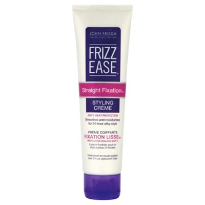 John Frieda Frizz Ease Straight Fixation Styling Crème 100ml