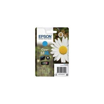 Epson C13T18124012 6.6ml 45pages Cyan ink cartridge