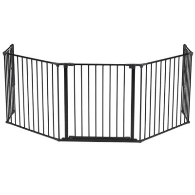BabyDan Configure Safety Stair Gate, Extra Large Black