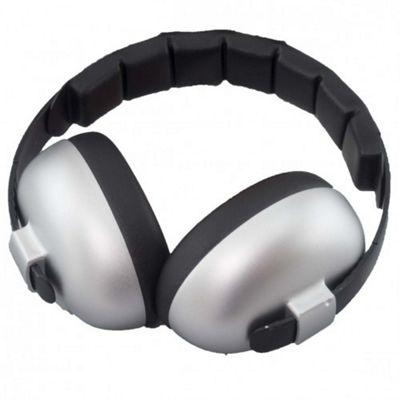 Banz Baby Ear Defenders (Silver)