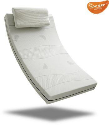 Sareer Memory Foam Mattress - Medium - Single 3ft