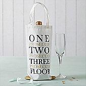 Three Prosecco Floor Gift Bag