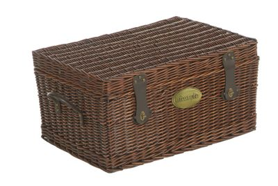 Lifestyle Willow Picnic Hamper for 6 People