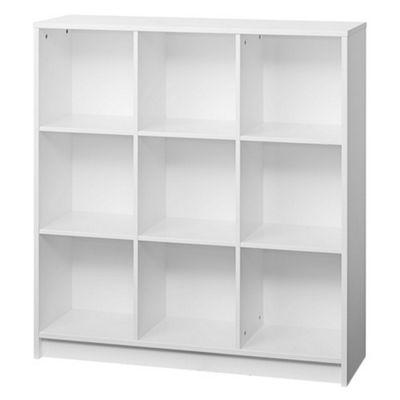 Tvilum Zinnia 9 Cube Bookcase
