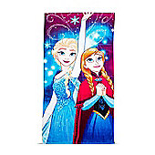 Disney Frozen 'Lights' Printed Beach Towel
