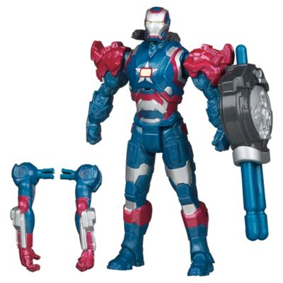 Iron Man 3 Assemblers Action Figure - Assortment – Colours & Styles May Vary