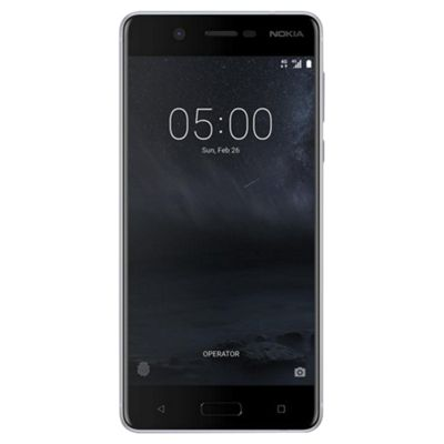 Nokia 5 Silver -SIM Free