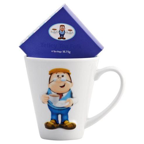 Tetley Mug