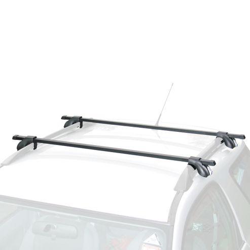 Universal Lockable Roof Bars - 1.3M length