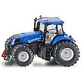 Siku New Holland T8.390 3273 1:32 Model Farm Tractor