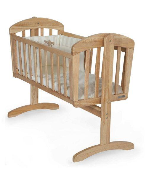 Mamas & Papas - Breeze Crib - Natural