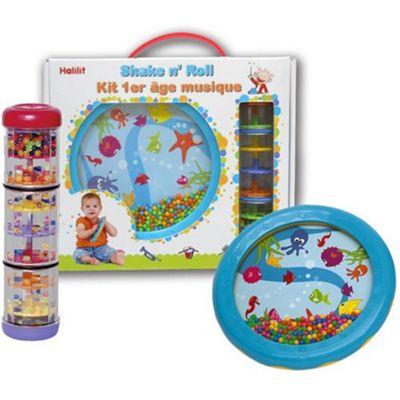 Halilit Shake 'N Roll Gift Set