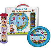 Halilit Shake 'N Roll Gift Set