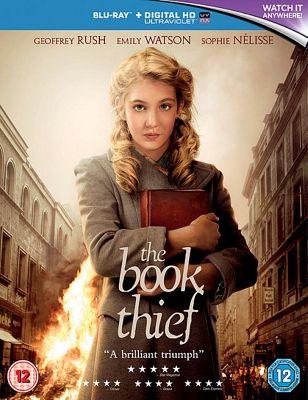 Book Thief Blu Ray