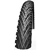 Crosspac 26 x 2.00 Semi Slick Tyres in Black