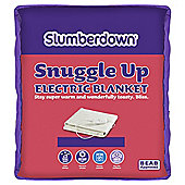 Slumberdown Snuggle Up Electric Blanket Single
