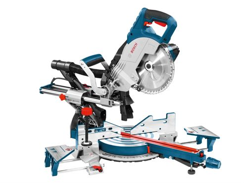 Bosch GCM 8 SJL 216mm Sliding Mitre Saw 1600 Watt 110 Volt
