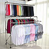 JML Ultimo Casa Ultra-Strong Steel Large Capacity Folding Clothes Hanging System