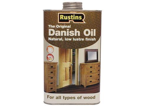 Rustins Danish Oil 500ml