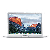"""Apple MacBook Air 13-inch 125GB 13.3"""" Intel Core i5 8GB 128GB Apple OS X 10.9 Mavericks - OS X El Capitan - Silver"""
