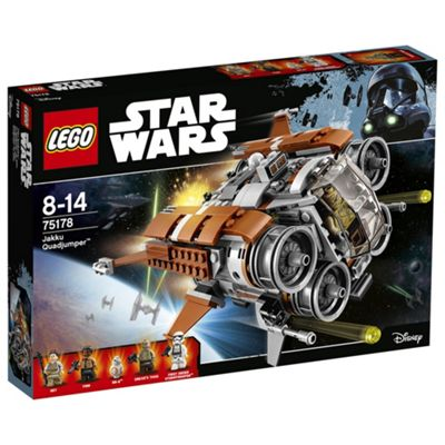 LEGO Star Wars Jakku Quad Jumper 75178