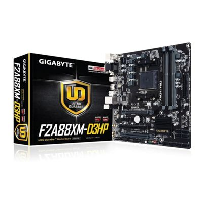 Gigabyte GA-F2A88XM-D3HP Motherboard Micro ATX Motherboard