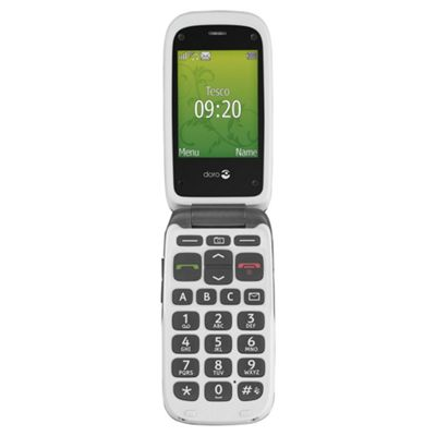 Tesco Mobile Doro PhoneEasy® 611 Graphite