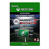 Madden NFL 18: MUT 5850 Madden Points Pack (Digital Download Code)