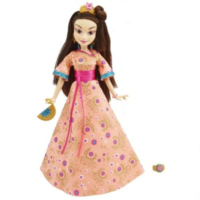 Disney Descendants Coronation Lonnie Auradon Prep Doll