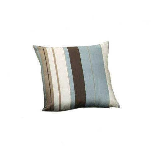 Dreams N Drapes Whitworth Single Cushion Cover in Duck Egg