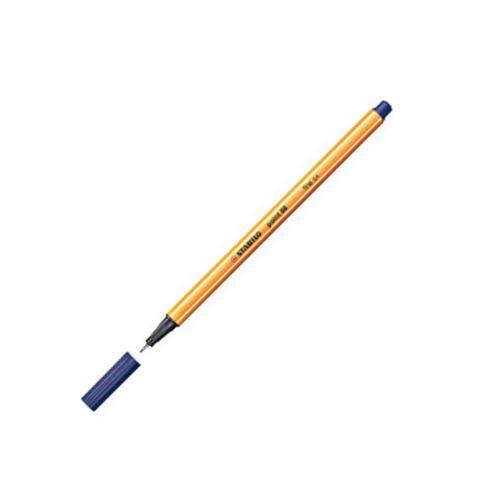 Stabilo Point 88 Fineliner Pen Night Blue 22