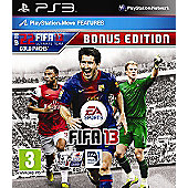 Fifa 13 Bonus Edition (PS3)