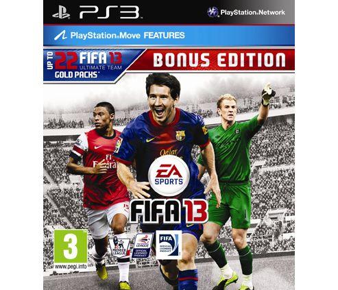 Fifa 13 Bonus Edition (PS3)