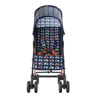 Obaby Atlas Stroller with Safety Mosquito Net and Raincover - Scooter