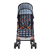Obaby Atlas Stroller with Safety Mosquito Net - Scooter