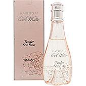 Davidoff Cool Water Tender Sea Rose Eau de Toilette (EDT) 100ml Spray For Women