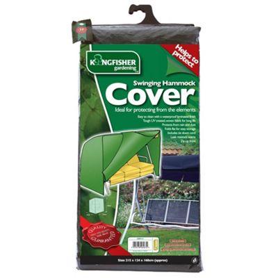 Kingfisher Garden Hammock/Swing Cover Waterproof Furniture Cover