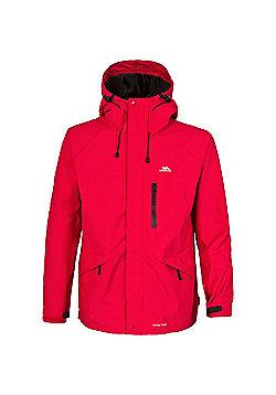 Trespass Mens Corvo Jacket - Red