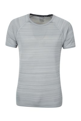 Mountain Warehouse ENDURANCE STRIPE SS TEE