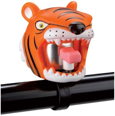 Crazy Stuff Bicycle Bell, Tiger