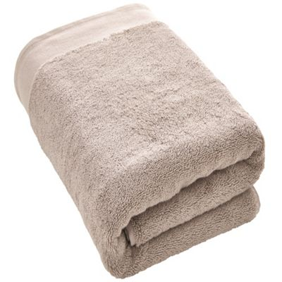 Retreat Bath Sheet 91X167 - Platinum