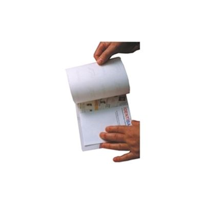 Identibadge Self-Seal Laminating Card A5 Pack of 20 SSC5