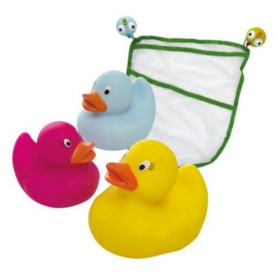 Tippitoes Ducks and Storage Net Set